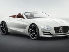 Bentley EXP12 Speed 6e front