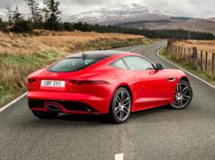 2 litre Jaguar F-Type