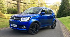 2017 Suzuki Ignis ALLGRIP front