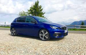 2017 Peugeot 308 profile