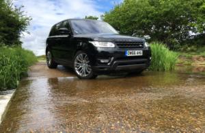 2017 Range Rover Sport V6
